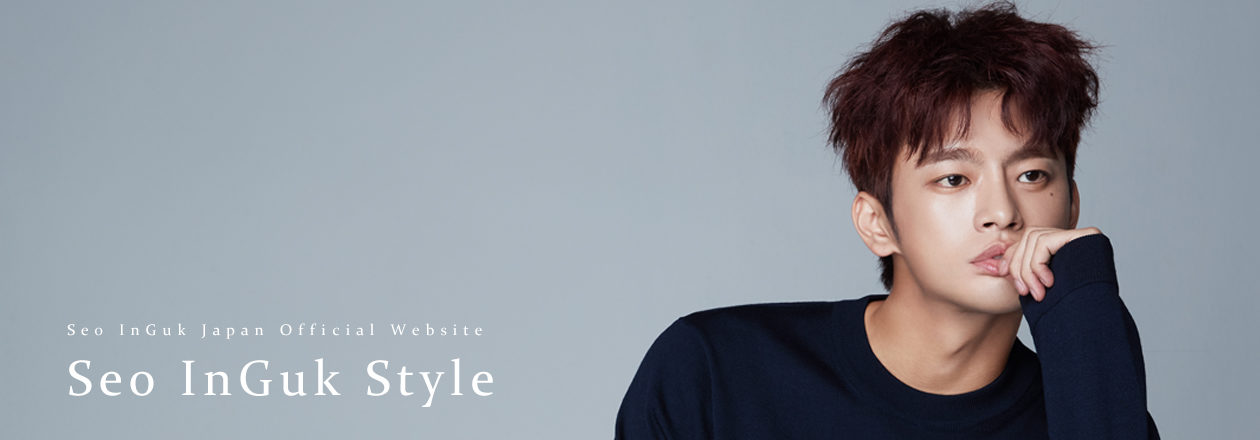 ソ・イングク Japan Official Website